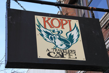 Kopi A Travelers Cafe