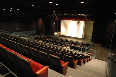 University of New Mexico - Rodey Theatre