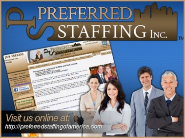 Preferred Staffing of America, Inc.