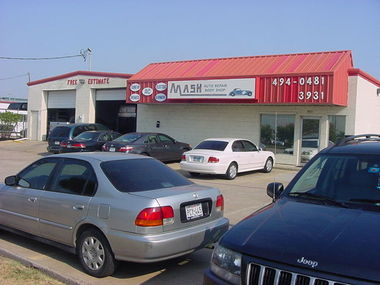 Mash Auto Repair & Body Shop
