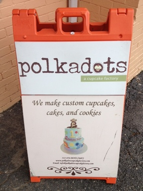 Polkadots Cupcake Factory