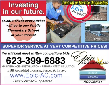 Epic AC & Heating Llc