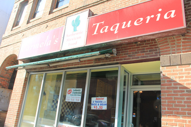 Carmela&#039;s Taqueria
