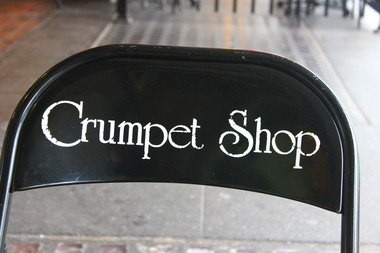 Crumpet Shop