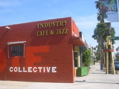 Industry Cafe & Jazz