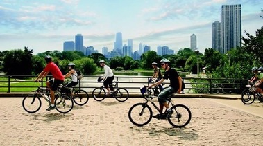Get Outdoors: Get Fit in Chicago with (Mostly) Outdoor Activities
