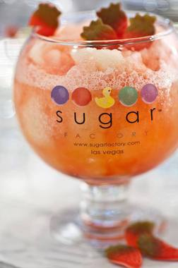 Supersized Sugar 'n Spice: Sweet Shops of the Las Vegas Strip