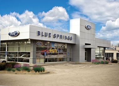 Blue Springs Ford Inc