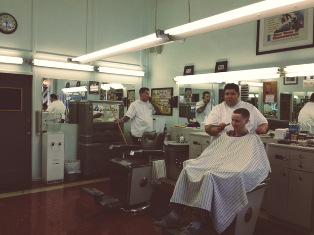 Sweeney Todds Barber Shop