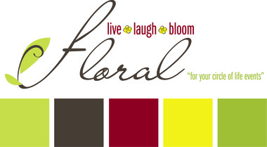 Live Laugh & Bloom